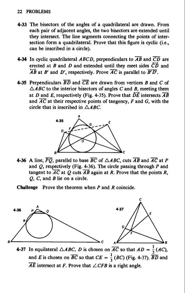 Points Of Concurrency Worksheet Answers Challenging