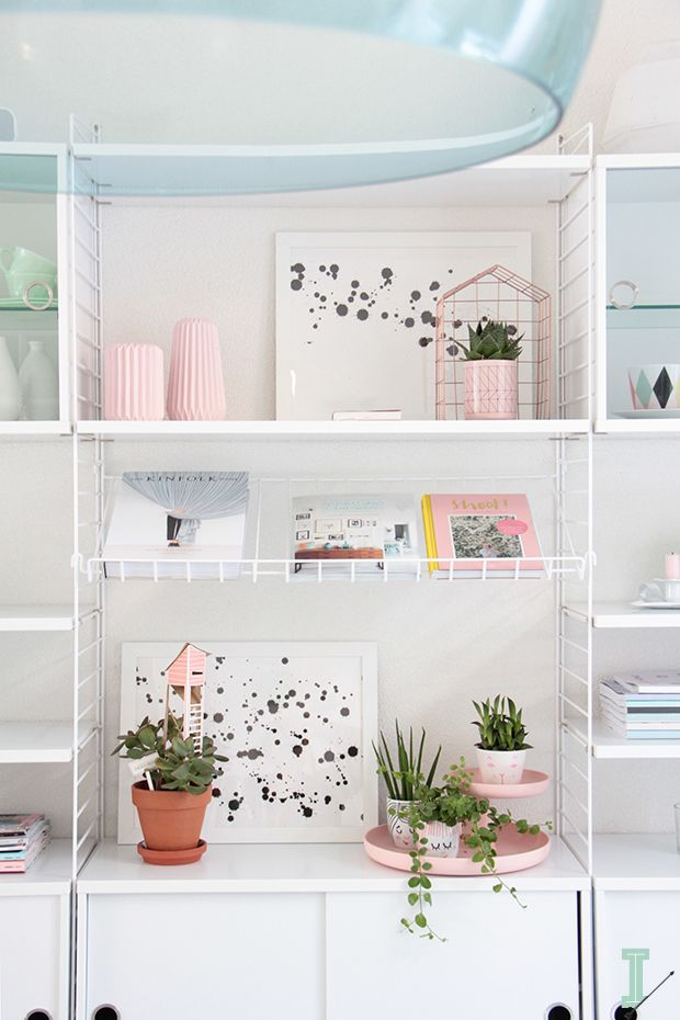 IDA interior lifestyle: Urban Jungle Bloggers :: #plantshelfie