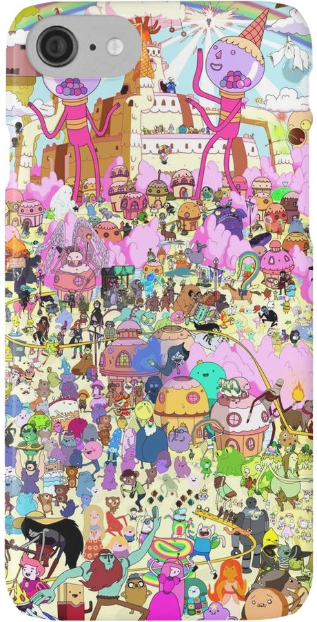 Adventure Time - Where's Finn and Jake