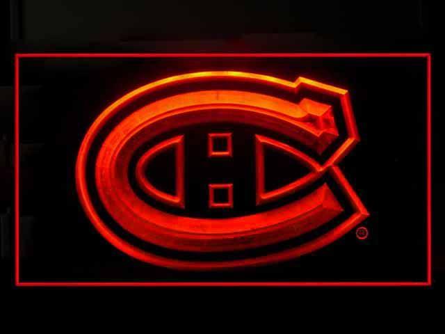 Montreal Canadiens Hockey Shop Neon Light Sign