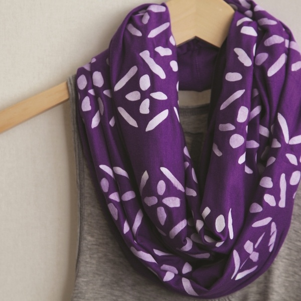tropical splash infinity scarf: Beachi Ties Di, Hawaiian Scarfs, Fashion, Bright Purple, Purple Scarves, Purple Scarfs, Infinity Scarfs, Accessor, Inner Clotheshor