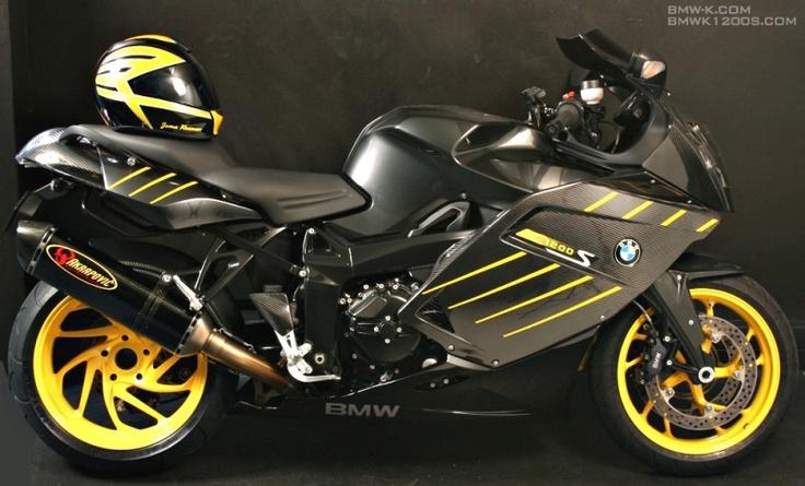 Bmw k1200s motos motorizada duas rodas