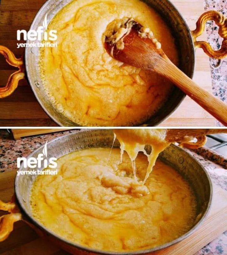 Kuymak Malzemeler 2 kaşık mısır unu 3 dolu kaşık tereyağ 1 kase Karadeniz tel peyniri( bulamazsanız kaşar peyniri size alternatif olabilir) Tuz Su Hazı... - yahsi mutfak - Google+