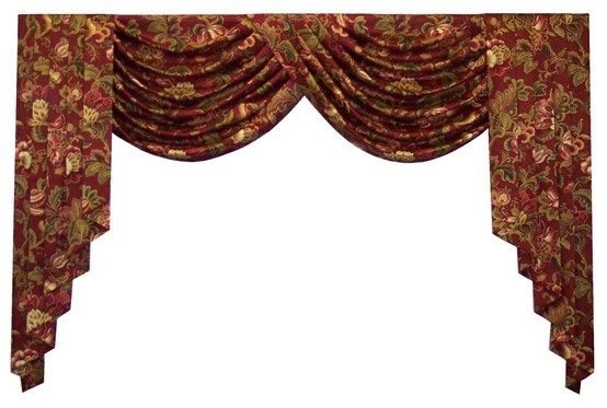 143 Best Images About Valance On Pinterest Tassels Window Treatments And Drapery Designs