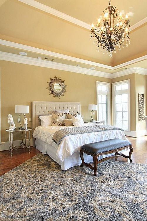 31 best master bedroom images on Pinterest | Bedroom ideas, Luxury ...