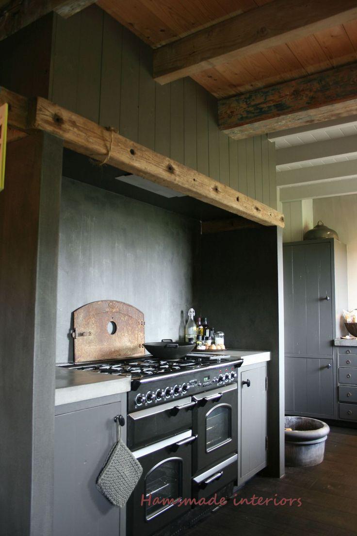 376 beste afbeeldingen over keukens op pinterest - Deco keuken kleur ...