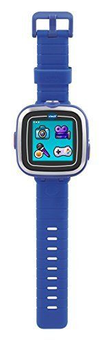 VTech Kidizoom Smartwatch - Blue 63.94  #1 #80-155700-P #Blue #Green #StandardPackaging #Toy #Toy #TOYS_AND_GAMES #Unisex-adult #VTech #VTechKidizoom #VTechKidizoom #VTechKidizoom #VTechKidizoom Bright, colorful touch screen kids smart watch that teaches and entertains kids age 4 to 7 Young photographers can take photos and videos with the 0.3 megapixel camera; add fun effects, borders and trim...