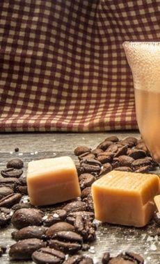 Kávové karamelky