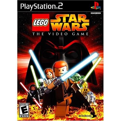 Lego star wars the video game(ps2)