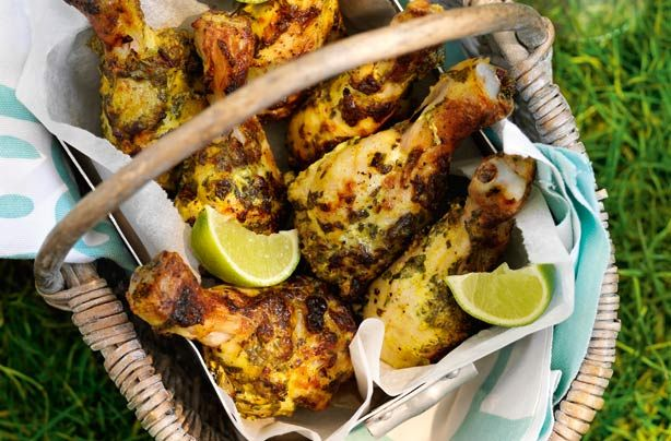 Give the ultimate picnic food a Thai twist by serving up these spicy-coated chicken legs at your next barbecue or picnic, they're sure to be a hit. This healthy Slimming World recipe lets you enjoy classic finger-food, guilt-free