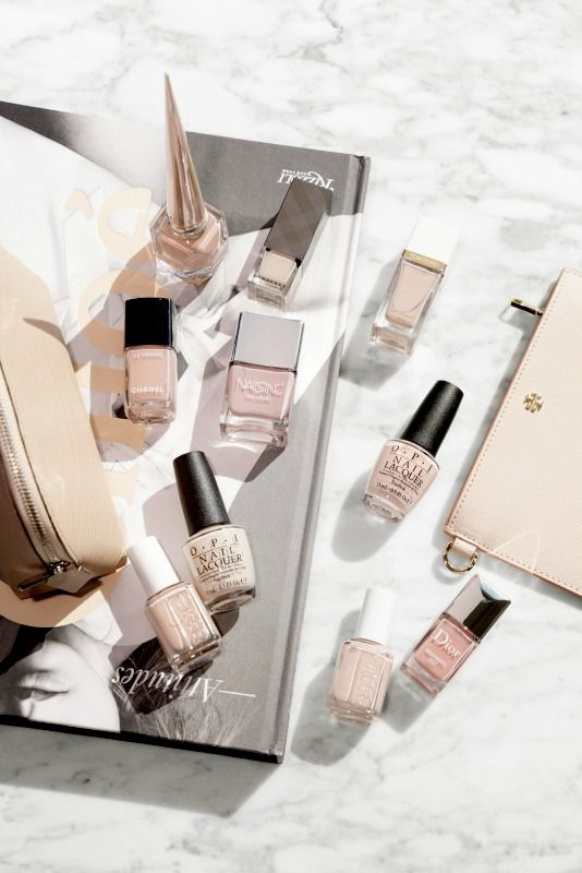 Top-10 Neutral Nail Polishes for Spring - Ioanna's Notebook