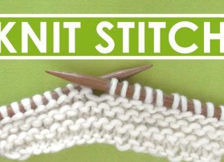 Drops Knitting Tutorial How To Decrease Ssk Knittingtechniques Knitting Techniques