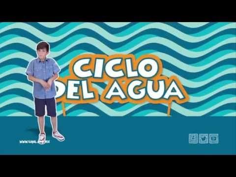 Explicación del ciclo del agua para niños - YouTube