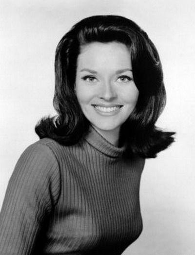 Actress Lee Meriwether in a 1960s-1970s Flip