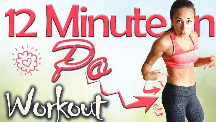 Po Workout - Bauch Beine Po - Hintern Trainieren - Booty Workout