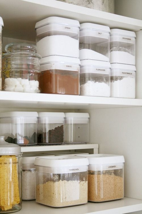 storage containers for kitchen pantry best 25 organize small pantry ideas on 8367