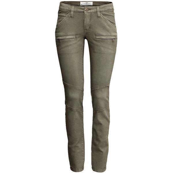 Perfect Cargo Pants