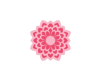 Check out the Zinnia icon http://www.logoselecta.com/icons/icon-141  #create #logos #free #online #LogoSelecta #flower #zinnia