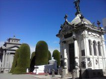 Mausoleo de José Menéndez