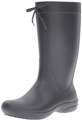 Oferta: 31.01€. Comprar Ofertas de crocs Freesail Rain Boot Blk, Botas de Lluvia Para Mujer, Negro (Black 001), 38/39 EU barato. ¡Mira las ofertas!