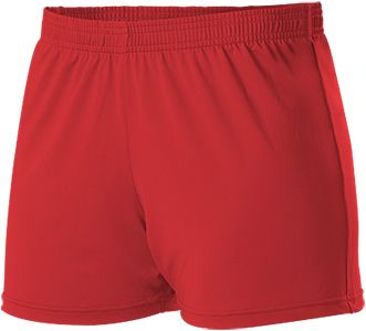 Alleson Womens Girls Camp Cheer Shorts CO