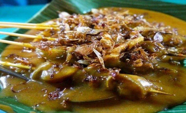 Resep Sate Ayam Padang Enak Luar Biasa Resep Resep Ayam Daging Sapi