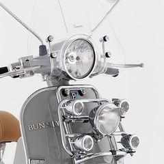 「べスパ」をジュエリーブランドBUNNEYがカスタマイズ - モッズカルチャーを現代的にの写真7