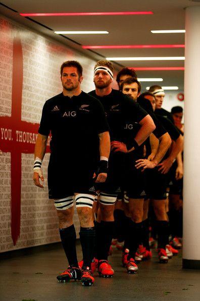 Richie Mccaw Photos: England v New Zealand - QBE International