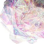 Art Institute Glitter Fantasy Film Sheer Opal::Fibers, Film & Mesh::Product Performers::Uncategorized::ArtistSupplySource.com