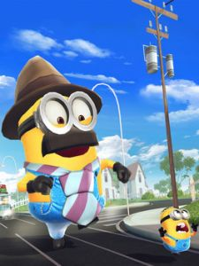 Despicable Me: Minion Rush  http://techotics.com/2013/07/despicable-me-minion-rush/