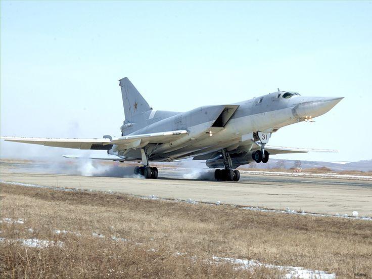 TU-22M Backfire