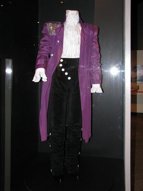 Purple Rain, prince's costume from 1984