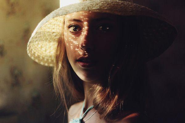 Неплохая идея с большИм потенциалом при съёмке портретов. фотография как искусство, фотография, Портрет, девушки, фотограф, длиннопост