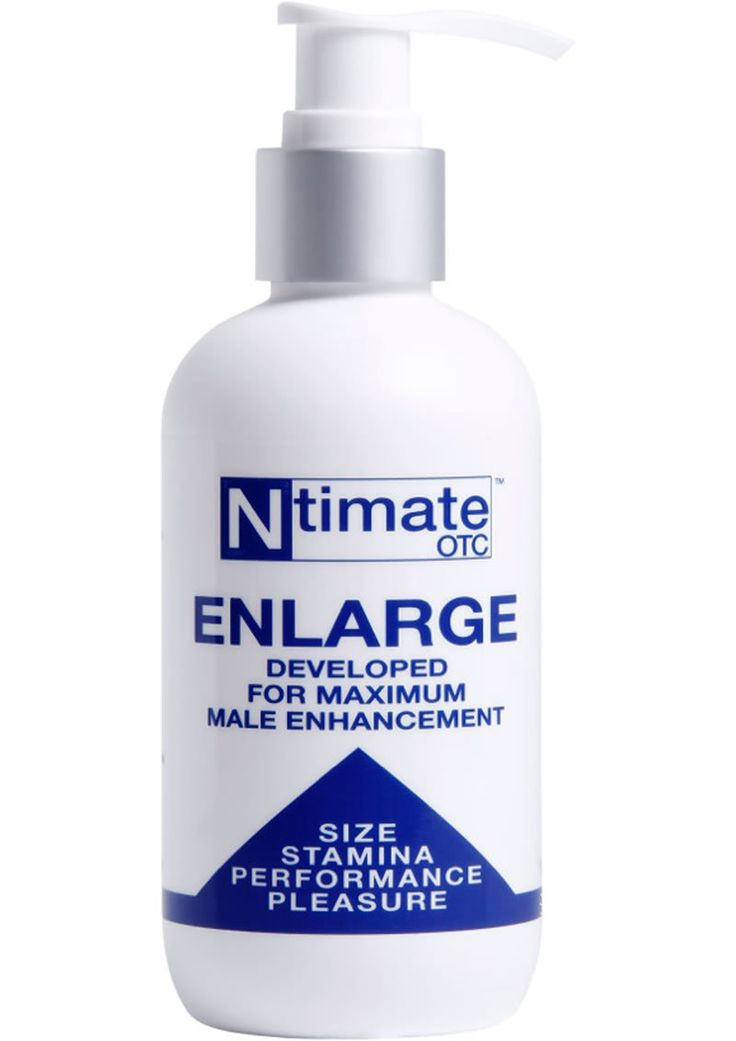 Ntimate Otc Enlarge Male Enhancement Cream 5.5 Ounce