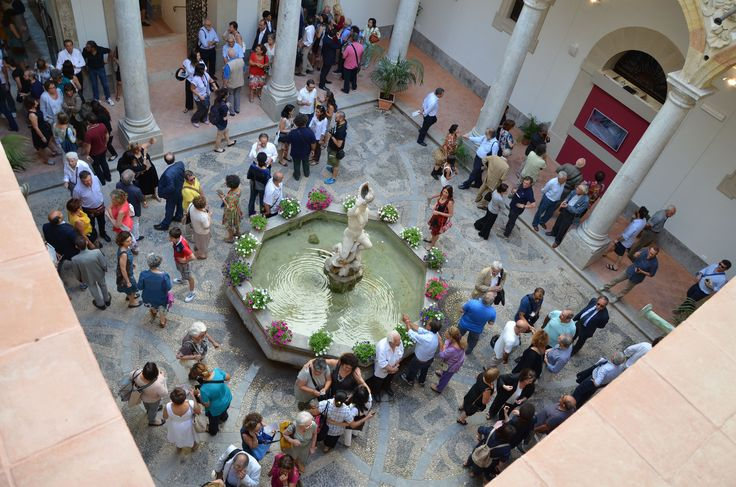 """Inaugurazione #mostra """"Del #Museo di #Palermo e del suo avvenire"""" - Il Salinas ricorda SALINAS 1914-2014 #museosalinas"""