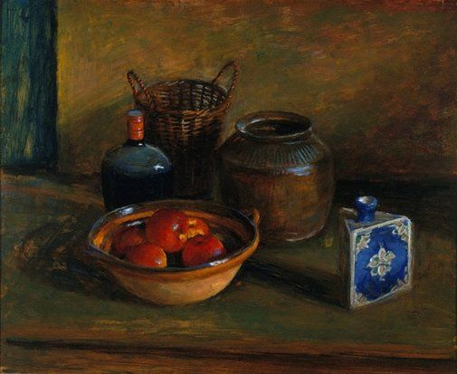 Apples by Margaret Olley
