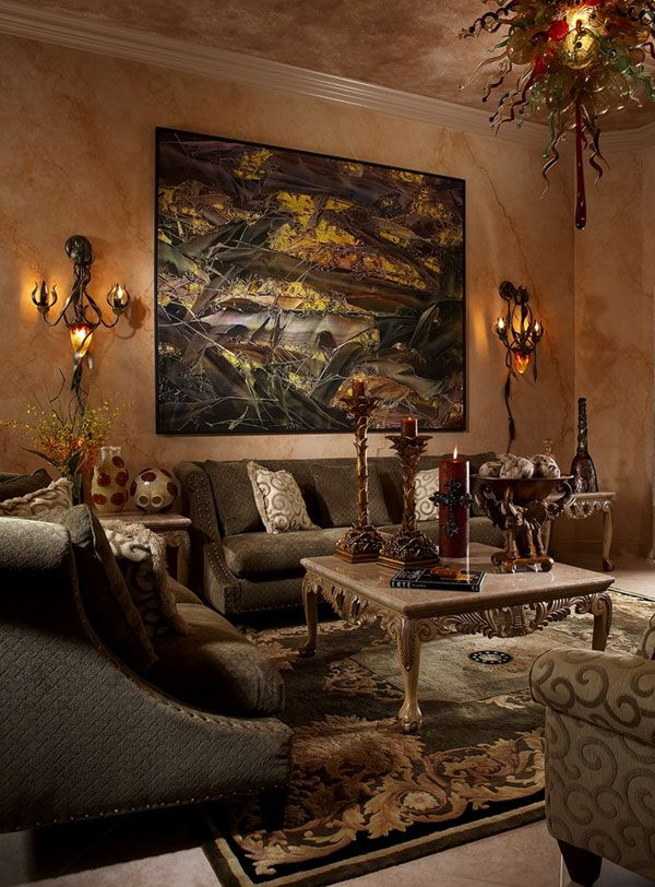 Florida Living Room Design Ideas: Interior Of Floridian Homes