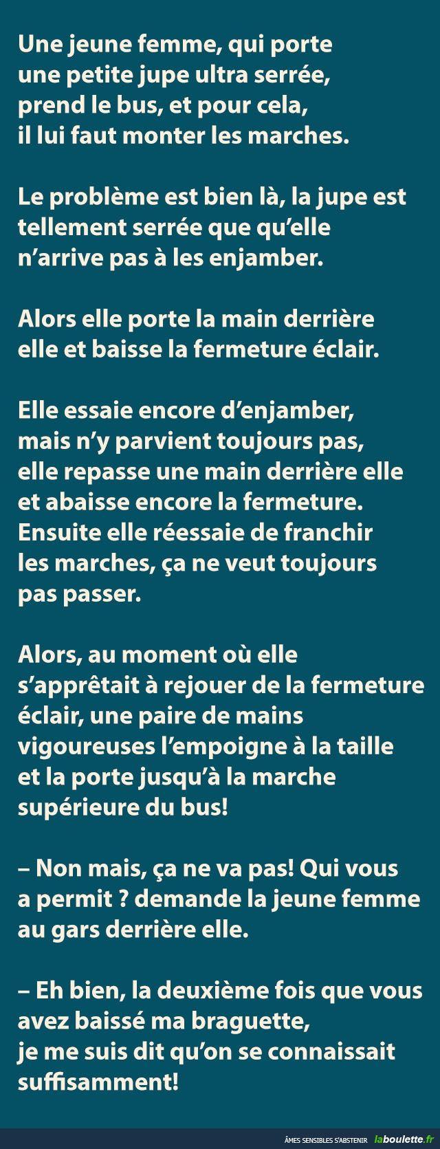 Une jeune femme, qui porte une petite jupe ultra serrée...   LABOULETTE.fr - Les meilleures images du net!