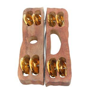 Amazon.com: Indian Music Instrument Khadtal in Pairs Percussion Instrument: Musical Instruments