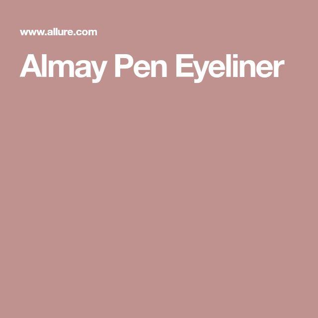 Almay Pen Eyeliner