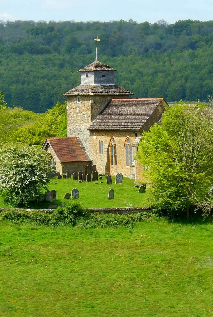 Wotton Church, Dorking, Surrey, England, UK — FUCKITANDMOVETOBRITAIN