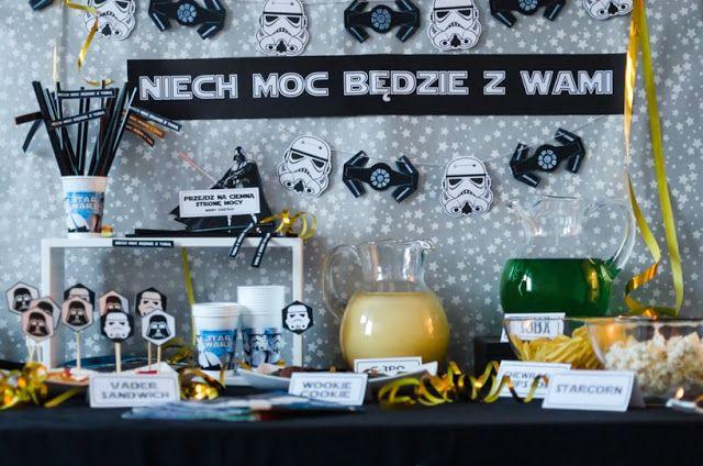 Impreza w stylu Star Wars