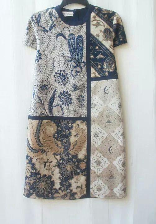 Puzzle batik