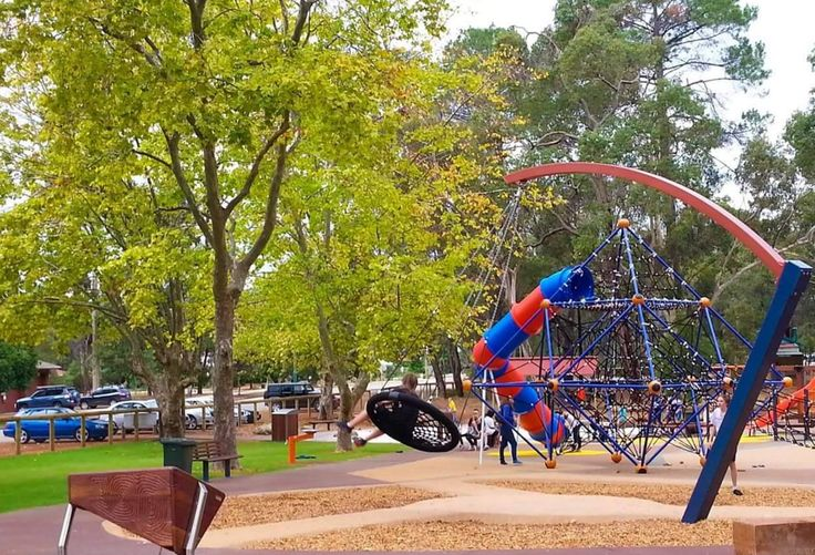 Not just somewhere to play, but a day out of adventure at one of Perth's Super Parks