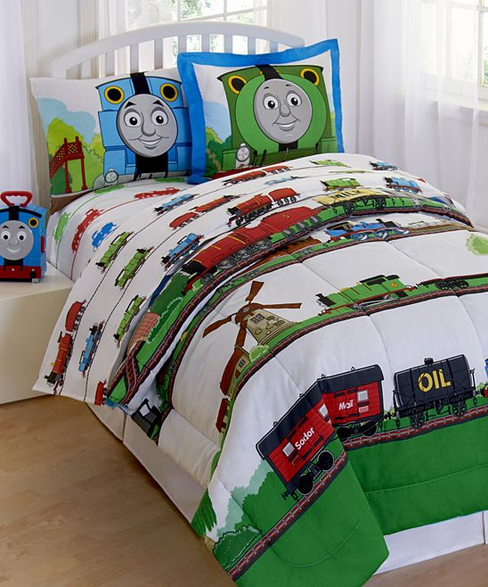 Thomas the Tank Engine Scenic Sheet Set. 25  unique Thomas the tank bed ideas on Pinterest   Thomas bedroom