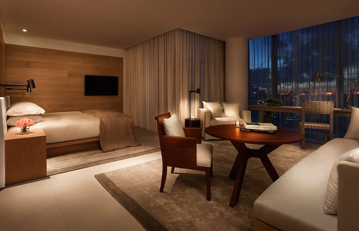 Deluxe Room. The Miami Beach EDITION, USA. © EDITION Hotels