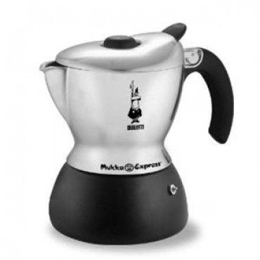 Bialetti Mukka Express Stovetop Cappuccino Maker