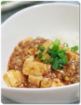 ♡食べるラー油で簡単!激辛・陳麻婆豆腐♡ by yunpy [クックパッド ...