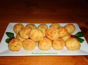 Buñuelos de queso