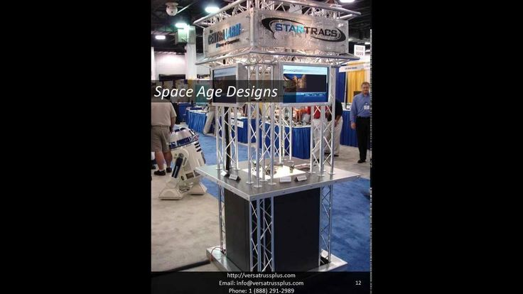 VersaTuss Plus Exhibit Truss | Display Truss | Lighting Truss Catalog /Brochure